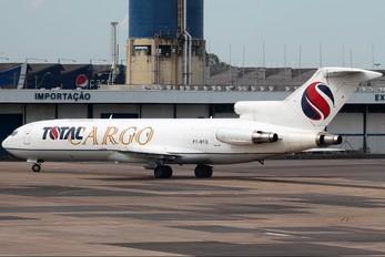 PT-MTQ - Total Linhas Aéreas Boeing 727-200F (Adv)