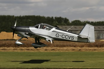 G-CCVS - Private Vans RV-6A