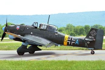 N87LL - Private Langhurst Ju-87 (replica)