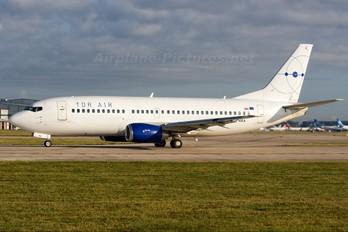 SP-HAA - Tor Air Boeing 737-300