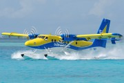 8Q-TMI - Trans Maldivian Airways - TMA de Havilland Canada DHC-6 Twin Otter aircraft