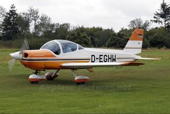 D-EGHW - Private Bolkow Bo.209 Monsun