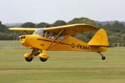 G-FKNH - Private Piper PA-15 Vagabond aircraft