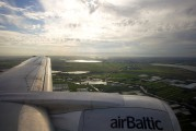 YL-BBE - Air Baltic Boeing 737-500 aircraft