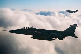 - - Royal Air Force Sepecat Jaguar GR.1