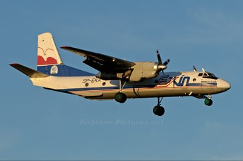 SP-EKA - Exin Antonov An-26 (all models)