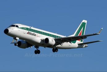 EI-DFJ - Alitalia Express Embraer ERJ-170 (170-100)