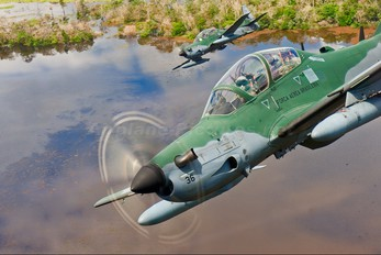 5944 - Brazil - Air Force Embraer EMB-314 Super Tucano A-29B