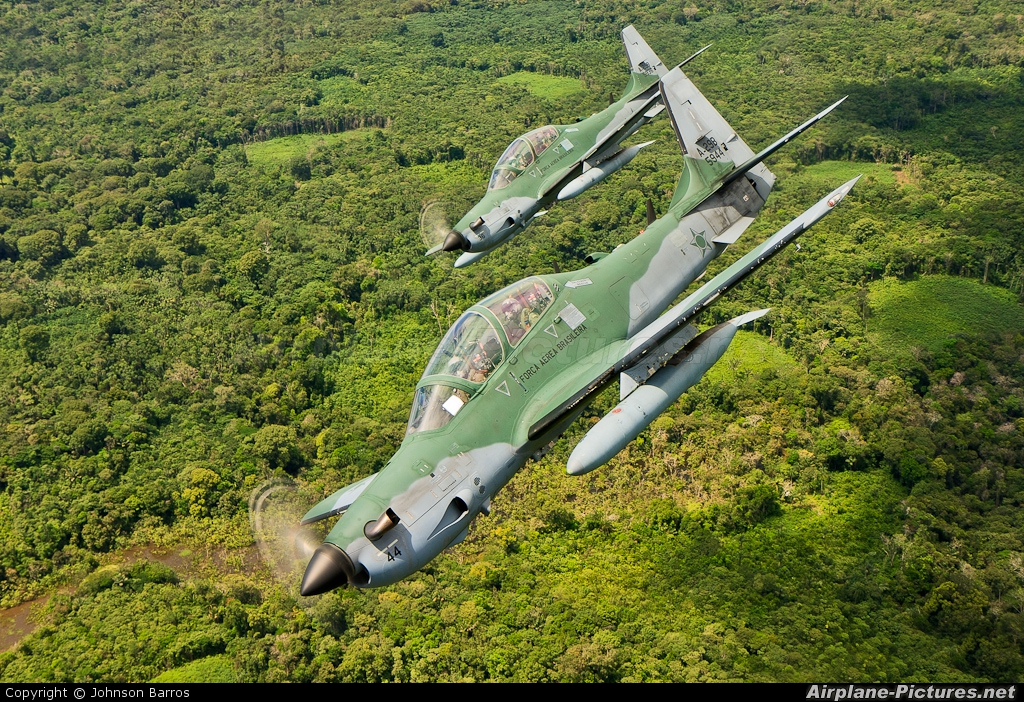 Brazil - Air Force 5944 aircraft at In Flight - Brazil
