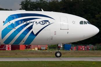 SU-GCE - Egyptair Airbus A330-200