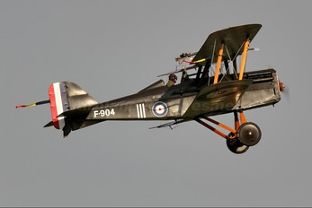 G-EBIA - The Shuttleworth Collection Royal Aircraft Factory S.E.5A