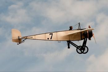 F-AZMS - Private Morane Saulnier H13 (replica)