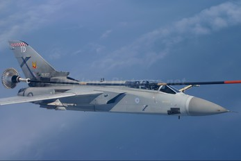 ZE837 - Royal Air Force Panavia Tornado F.3