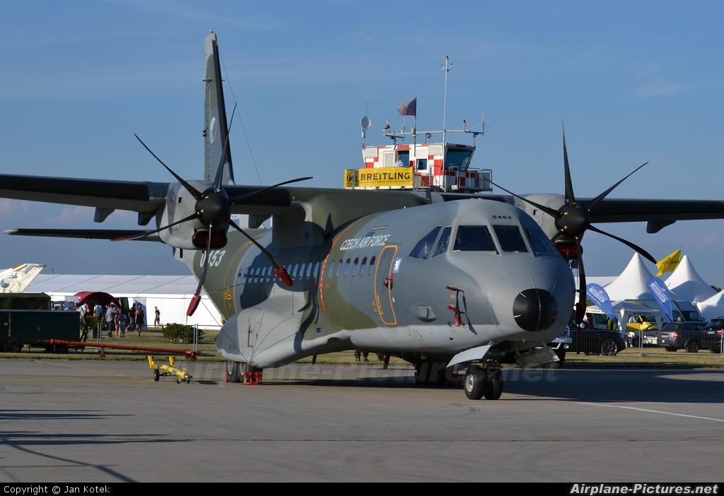 Czech - Air Force 0453 aircraft at Hradec Králové