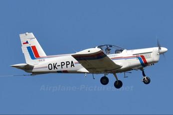 OK-PPA - Aeroklub Czech Republic Zlín Aircraft Z-142