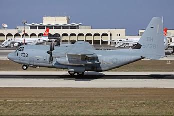 165738 - USA - Marine Corps Lockheed KC-130J Hercules