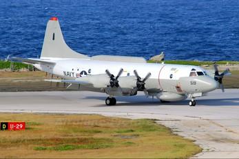 156519 - USA - Navy Lockheed EP-3E Orion