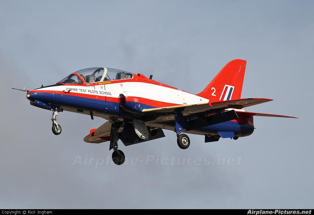 Royal Air Force XX342 aircraft at Boscombe Down