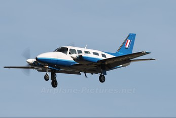 ZF622 - UK - QinetiQ Piper PA-31 Navajo (all models)