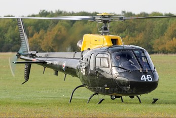 ZJ246 - Royal Air Force Aerospatiale AS350 Squirrel HT.1 & 2