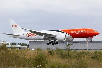OO-TSA - TNT Boeing 777F