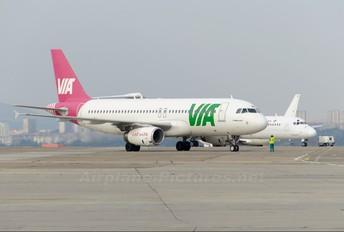 LZ-MDM - Air Via Airbus A320