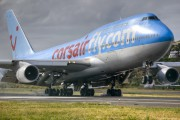F-HLOV - Corsair / Corsair Intl Boeing 747-400 aircraft