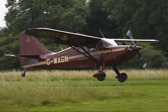 G-WAGN - Private Consolidated Stinson 108-3 Flying Station Wagon