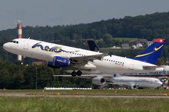 HB-JIY - Hello Airbus A320