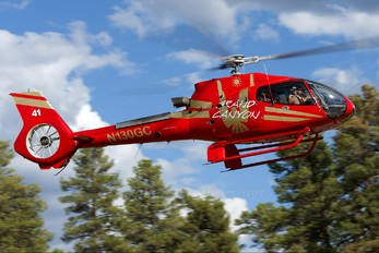 N130GC - Grand Canyon Helicopters Eurocopter EC130 (all models)