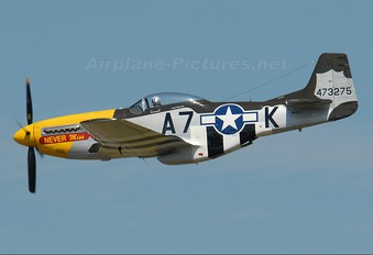 N119H - Private North American P-51D Mustang