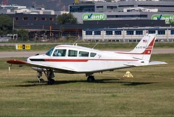 N670ML - Private Beechcraft 24 Sierra