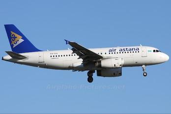 P4-YAS - Air Astana Airbus A319