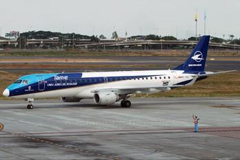 HC-CEZ - TAME Embraer ERJ-190 (190-100)