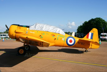 KF183 - Royal Air Force: Empire Test Pilots School North American Harvard/Texan (AT-6, 16, SNJ series)