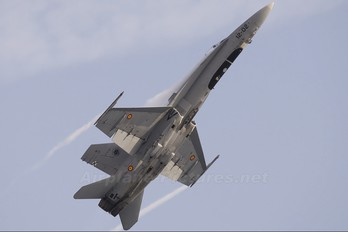 C.15-44 - Spain - Air Force McDonnell Douglas EF-18A Hornet