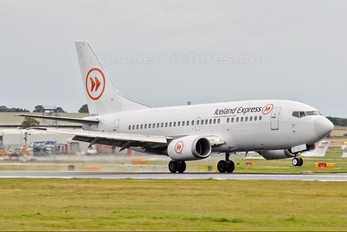 G-PJPJ - Iceland Express Boeing 737-500