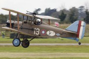 PH-WWI - Private Royal Aircraft Factory S.E.5A aircraft