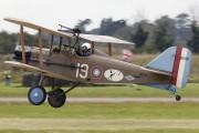 PH-WWI - Private Royal Aircraft Factory S.E.5A aircraft