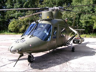 H39 - Belgium - Air Force Agusta / Agusta-Bell A 109BA