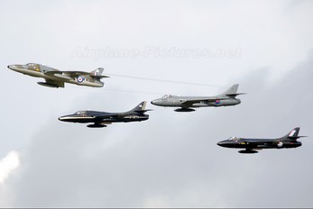 G-VETA - Viper Classics Hawker Hunter T.7