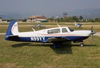 N99YY - Private Mooney M20R