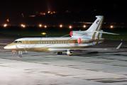 LX-AMB - Global Jet Luxembourg Dassault Falcon 7X aircraft