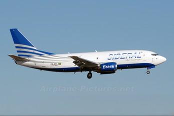 PR-SDL - Sideral Air Cargo Boeing 737-300QC
