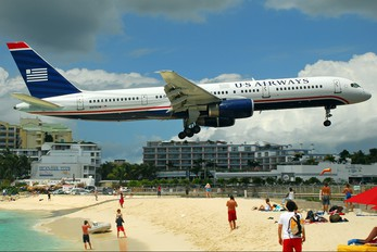 N919UW - US Airways Boeing 757-200