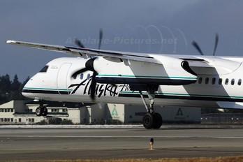 N430QX - Alaska Airlines - Horizon Air de Havilland Canada DHC-8-400Q / Bombardier Q400