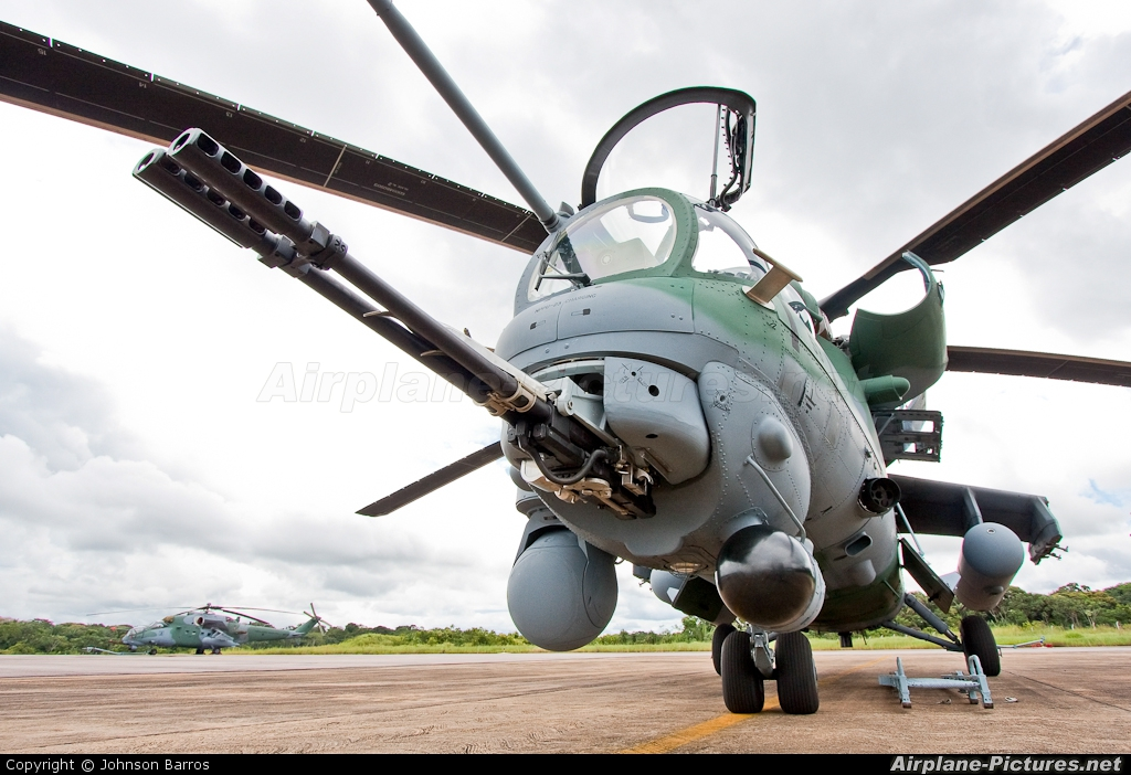 Brazil - Air Force 8353 aircraft at Porto Velho - Governador Jorge Teixeira de Oliveira