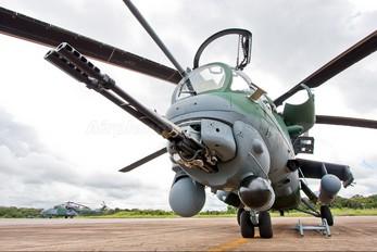 8353 - Brazil - Air Force Mil Mi-35 AH-2 Sabre