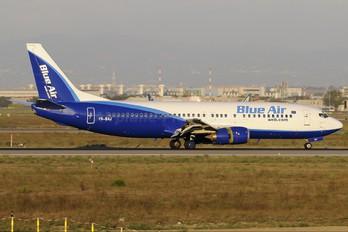 YR-BAJ - Blue Air Boeing 737-400