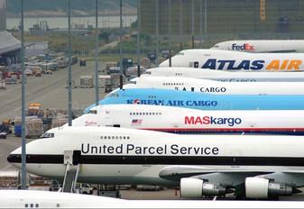N526UP - UPS - United Parcel Service Boeing 747-200F